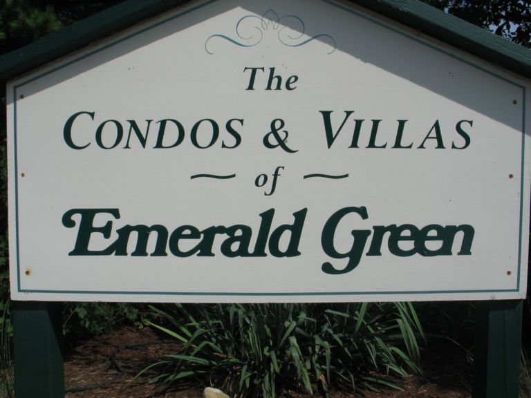 Welcome to Emerald Green