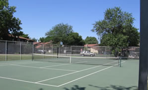 Emerald Green Tennis Courts